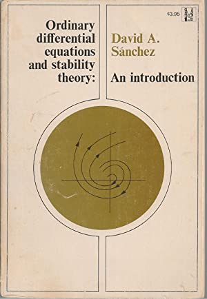 Ordinary Differential Equations And Stability Theory: An Introduction