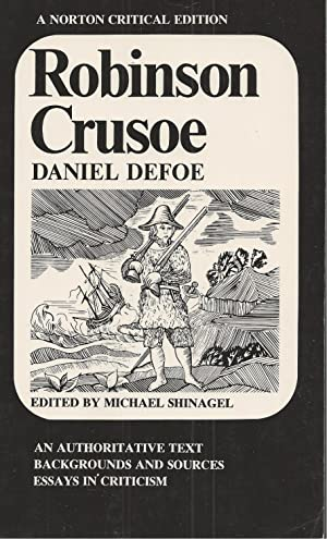 daniel defoe robinson crusoe critical essay Introduction although most famous for his novel, robinson crusoe, written when he was 60 years old, daniel defoe was a prolific writer for most of his life, and no topic seemed unworthy of his pen.