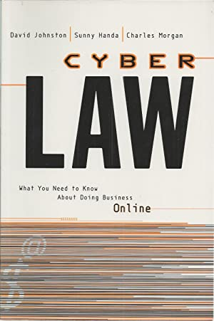 Cyberlaw What you need to know about doing business online
