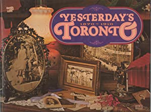 Yesterday's Toronto, 1870-1910, Copy Of The Proclmation From Queen Elizabeth