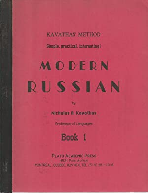 Modern Russian, (1988) Book 1: Kavathas Nicholas A.
