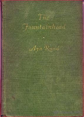The Fountainhead: Rand, Ayn