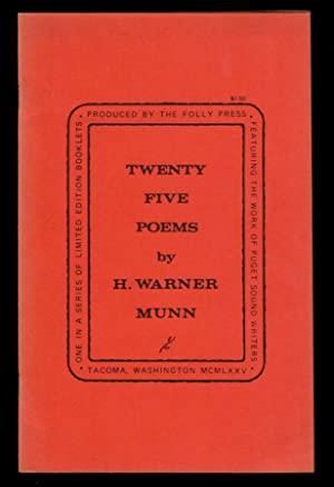 TWENTY FIVE POEMS.