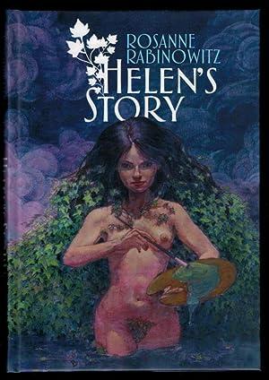HELEN'S STORY.: RABINOWITZ, Rosanne.