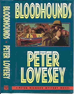 BLOODHOUNDS (SIGNED): Lovesey, Peter