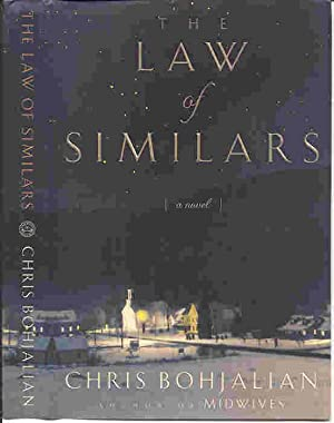 THE LAW OF SIMILARS (SIGNED): Bohjalian, Christopher A.
