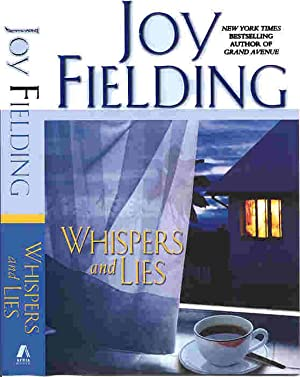 WHISPERS AND LIES (SIGNED): Fielding, Joy