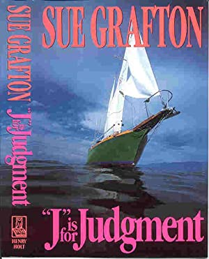 "J"" IS FOR JUDGMENT (SIGNED): Grafton, Sue"