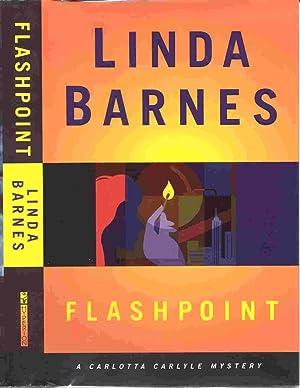 FLASHPOINT (SIGNED): Barnes, Linda