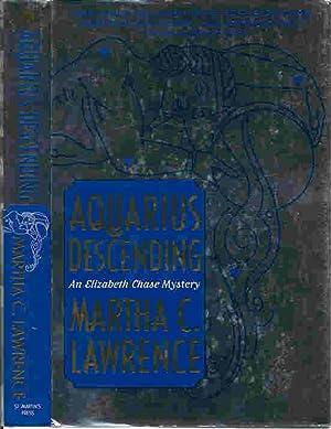 AQUARIUS DESCENDING (SIGNED): Lawrence, Martha C.