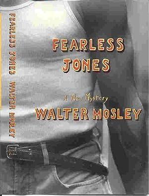 FEARLESS JONES (SIGNED): Mosley, Walter