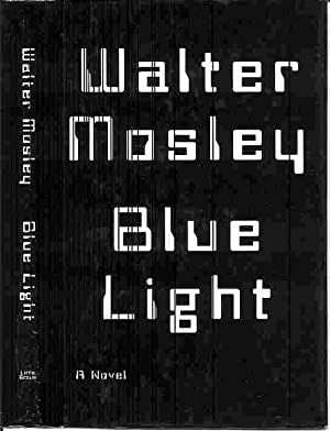 BLUE LIGHT (SIGNED): Mosley, Walter