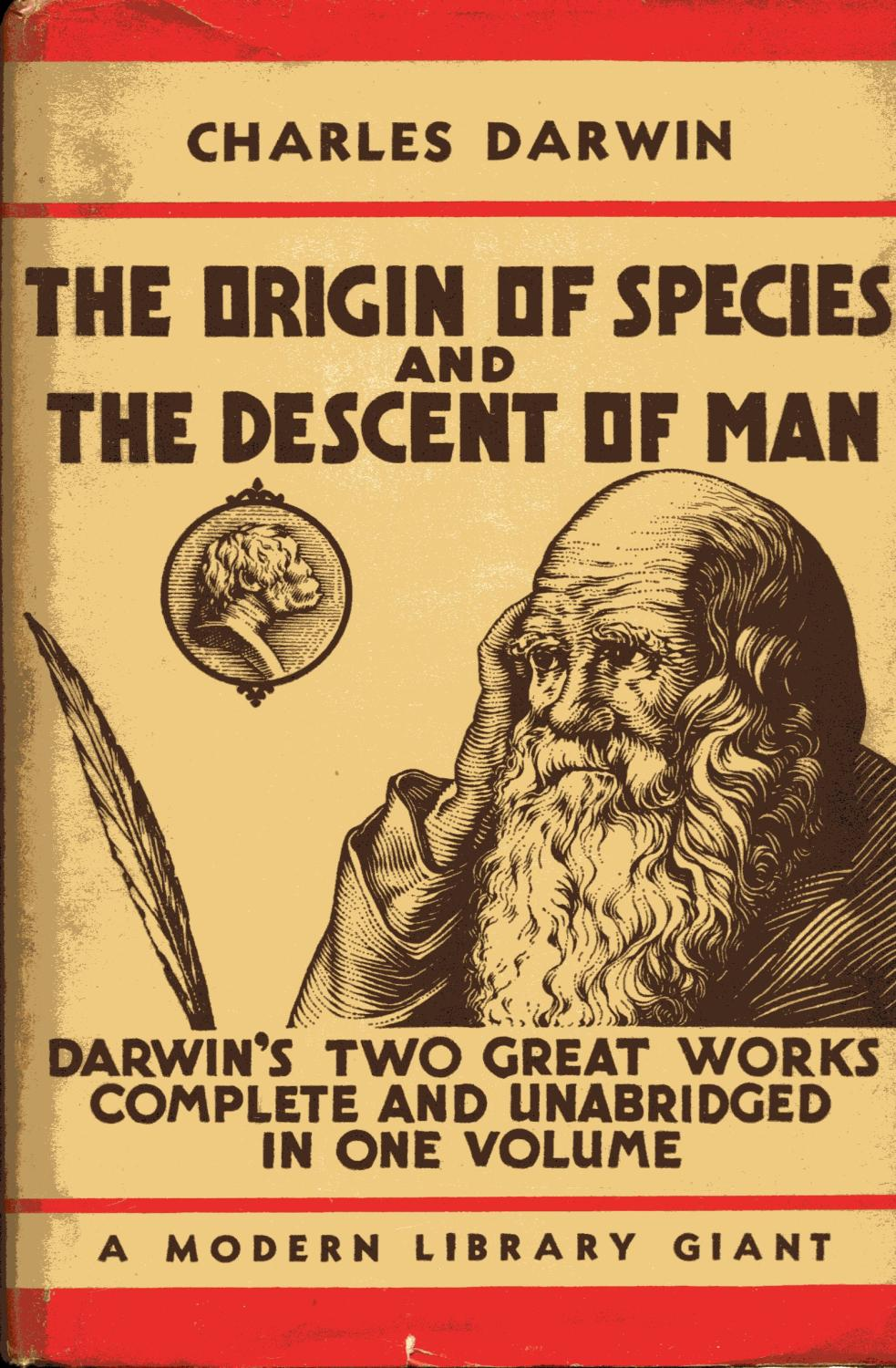 an analysis of darwins origin of species and descent of man Summary and analysis of charles darwin's on the origin of species in this video, we will explore charles darwin's seminal work on evolution titled, on the.