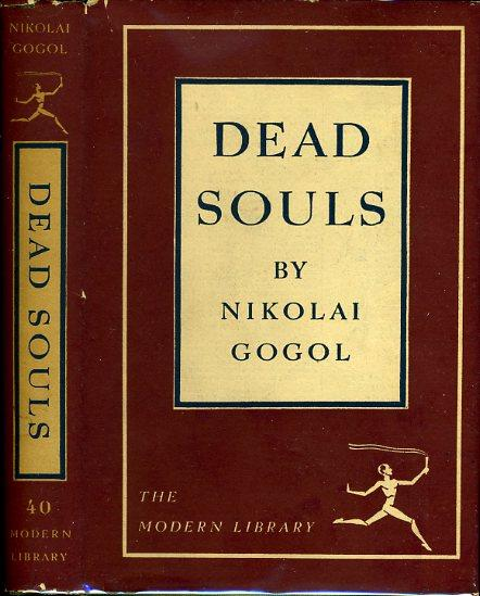 DEAD SOULS: ML# 40 (SPRING, 1935) 365 Titles Listed on DJ