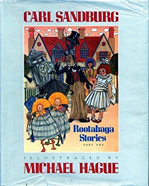 ROOTABAGA STORIES: Part One (1988, SIGNED WiTH: HAGUE, MICHAEL (SIGNED