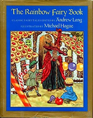 THE RAINBOW FAIRY BOOK (1993, SIGNED WITH: HAGUE, MICHAEL (SIGNED