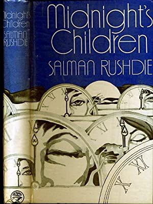MIDNIGHT'S CHILDREN (SIGNED FIRST BRITISH PRINTING, REVIEW: RUSHDIE, SIR SALMAN