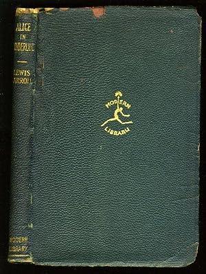 ALICE'S ADVENTURES IN WONDERLAND, THROUGH THE LOOKING: CARROLL, LEWIS, Written
