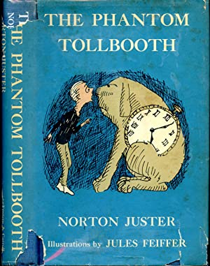 THE PHANTOM TOLLBOOTH (SIGNED 2X by JUSTER: JUSTER, NORTON, (1929