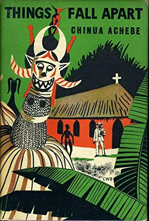 THINGS FALL APART (1958 FIRST PRINTING, VERY: ACHEBE, CHINUA, Written