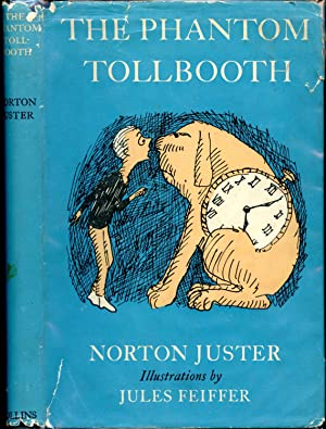 THE PHANTOM TOLLBOOTH (SIGNED 2X FIRST BRITISH: JUSTER, NORTON (1929