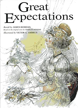 GREAT EXPECTATIONS (2002, FIRST PRINTING, BRITISH EDITION): RIORDAN, James, Retold