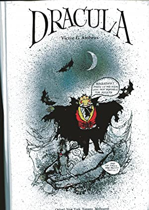 DRACULA: Everything You Always Wanted To Know But Were Too Afraid To Ask (SIGNED WITH DRAWING: 1980...
