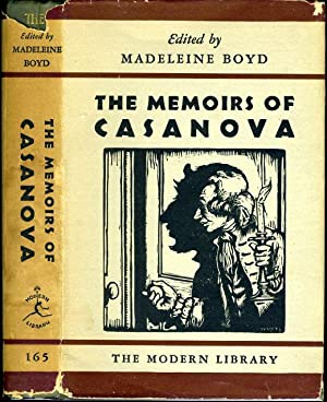 THE MEMOIRS OF JACQUES CASANOVA: ML# 165.1.: CASANOVA, JACQUES, Written