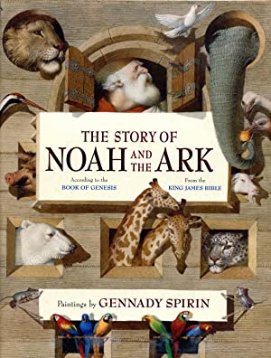 the struggles of noah in the story of the noahs ark