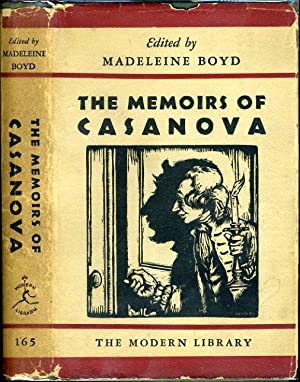 THE MEMOIRS OF CASANOVA: ML# 165, 1930/Spring;: CASANOVA, JACQUES (Balloon