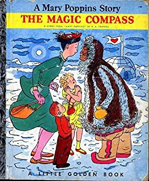 THE MAGIC COMPASS #146: A Mary Poppins: TRAVERS, P.L., Written