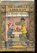 THE NUTSHELL LIBRARY: Set of Four Small: SENDAK, Maurice, 3