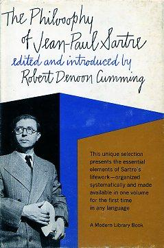 THE PHILOSPHY OF JEAN-PAUL SARTRE: ML# 370,: SARTRE, JEAN-PAUL; Edited