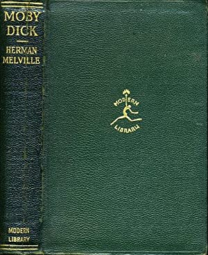 MOBY DICK: ML#119 (SPRING 1929 GREEN LEATHERETTE): MELVILLE, HERMAN, Written