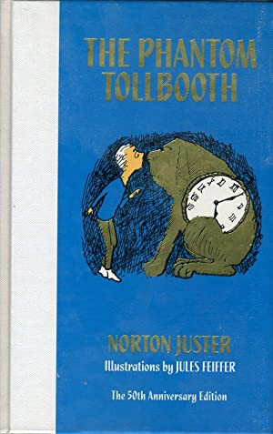 THE PHANTOM TOLLBOOTH (2011, SIGNED 2X, 50th: JUSTER, NORTON (1929