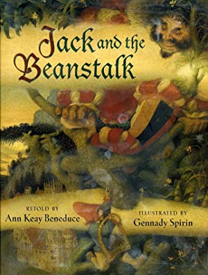 JACK AND THE BEANSTALK (SIGNED FIRST PRINTING): SPIRIN, GENNADY (SIGNED)