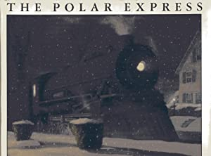 THE POLAR EXPRESS (SIGNED FIRST PRINTING) WINNER: VAN ALLSBURG, CHRIS