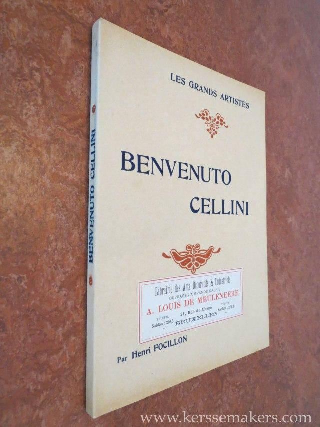 Benvenuto Cellini. Biographie critique. Illustrée de vingt-quatre reproductions hors texte.