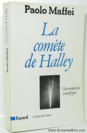 La comete de Halley. Une revolution scientifique. Traduit de l'italien par Genevieve Cattan.: ...