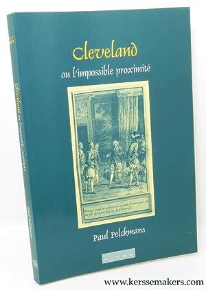 Cleveland ou l'impossible proximite.: PELCKMANS, PAUL