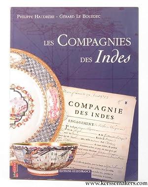 Les Compagnies des Indes.: HAUDRERE, PHILIPPE / GERARD LE BOUEDEC / LOUIS MEZIN.