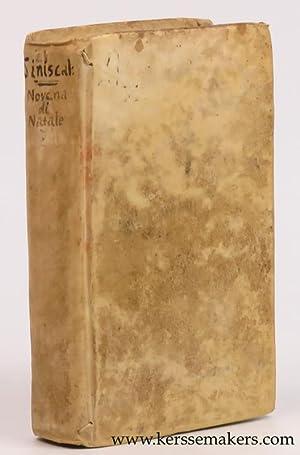 Iddio del cuore 'Gesu' bambino. Discorsi per: Siniscalchi, Liborio (1674-1742)