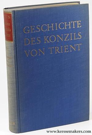 Geschichte des Konzils von Trient. Band 1: JEDIN, HUBERT.