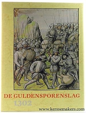1302 Feiten & mythen van de Guldensporenslag.: Caenegem, Raoul C.