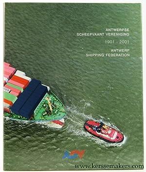 Volle kracht vooruit! Een eeuw Antwerpse scheepvaartvereniging: Devos, Greta /