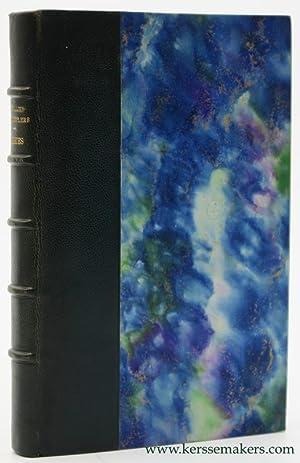 Poésies diverses. Avec une notice bio-bibliographique par: Boufflers, (Stanislas) Chevalier