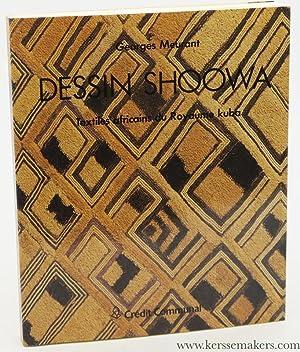 Dessin Shoowa. Textiles africains du Royaume kuba.: Meurant, Georges.
