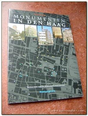 Monumenten in Den Haag. Gebouwen van de rijksmonumentenlijst.: REGT, EVELYN DE.