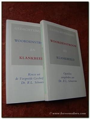Gedachtengoed. Woordenstroom en klankbeeld. Een keuze uit de verspreide geschriften van en ...