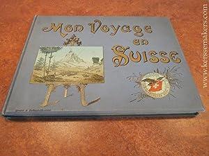 Mon Voyage en Suisse. Collection de 720: LEMAN, LAC.